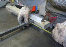 mtm, serrurerie métallerie à Monts (Indre et Loire) : Serrurier-métallier réalisant une mesure