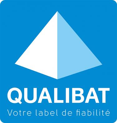 Logotype Qualibat de MTM